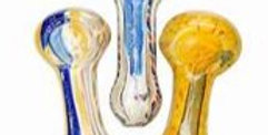 """""""Spoon"""" glass pipe"""