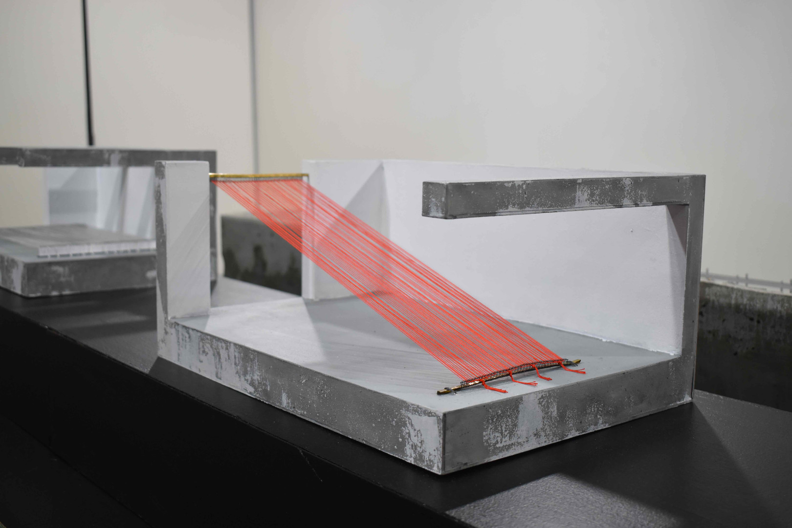 Spatial Aphorisms in Scale Models (2019) Elia Bosshard