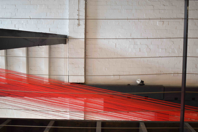 Binary Field [Articulate Project Space] (2019) Elia Bosshard