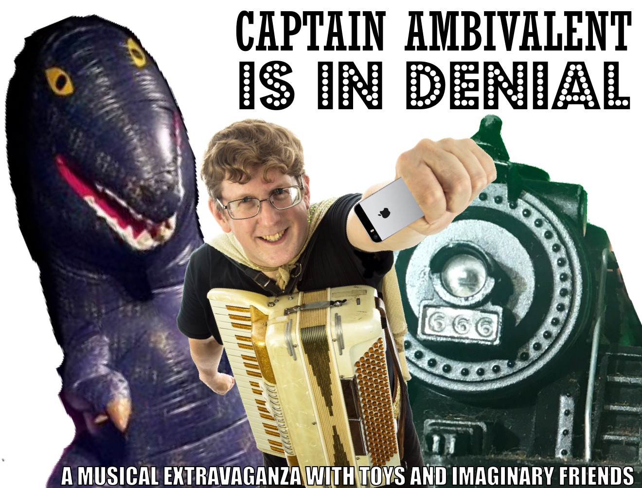 Captain Ambivalent - Captain Ambivalent Is In Denial