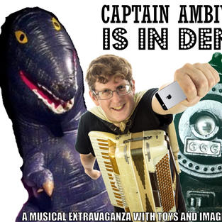 Captain Ambivalent - Captain Ambivalent Is In Denial