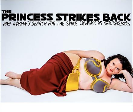 Victoria Montalbano: The Princess Strikes Back