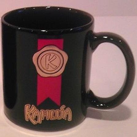 Kahlua Coffee Mug With 2 oz Kahlua Coffee