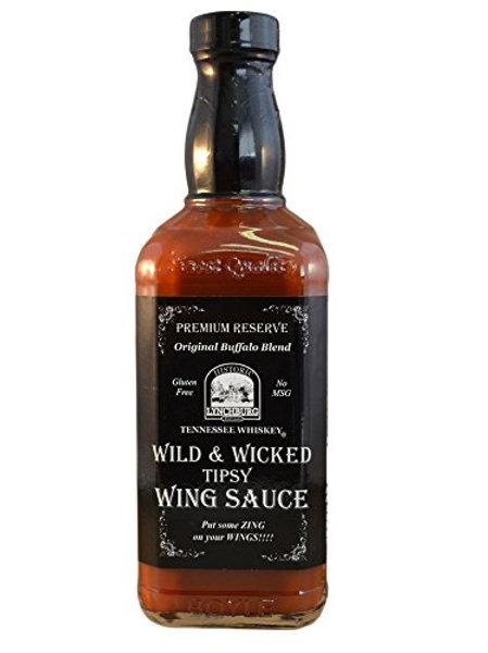 Historic Lynchburg TN Whiskey Wild & Wicked Tipsy Wing Sauce