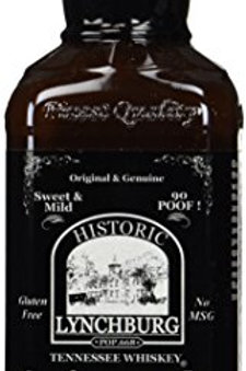 Historic Lynchburg TN Whiskey Swineapple Grilling Glaze Sauce
