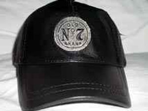 HAT-Adjustable Old No. 7 Leather