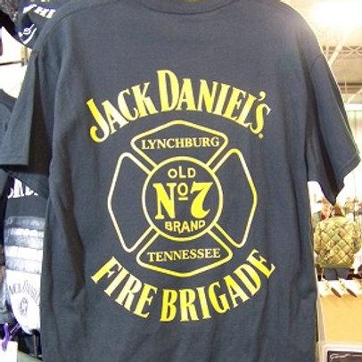 Jack Daniel's Lynchburg Fire Brigade Tee
