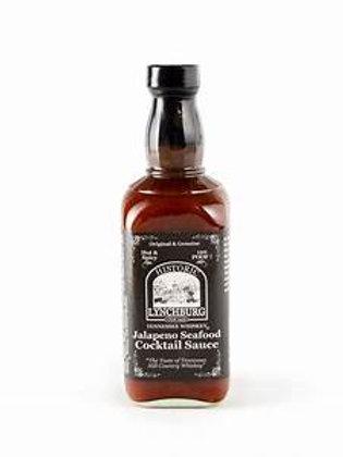 Historic Lynchburg TN Whiskey Jalapeno Seafood Cocktail Sauce
