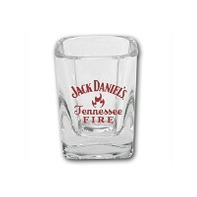 Tennessee Fire Whiskey Shot Glass