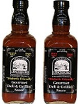 Historic Lynchburg TN Whiskey Diabetic Friendly Deli and Grillin Sauce