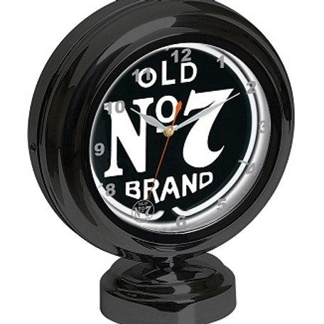 Jack Daniel's Tabletop Neon Clock