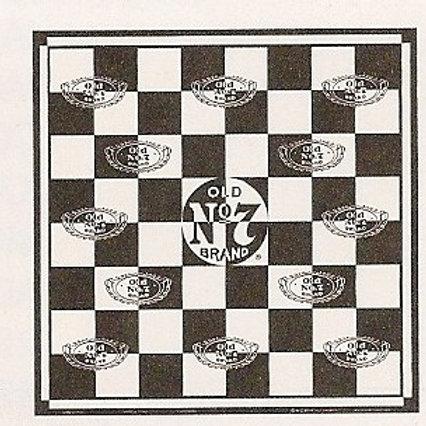 Bandana-Racing Checkerboard Jack