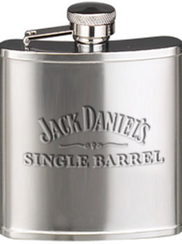 Single Barrel Stainless Steel Flask