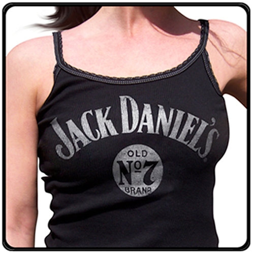 Women's Contrast Stitched Tank