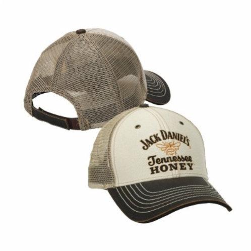 TN Honey Whiskey Hat-Khaki with Mesh Back