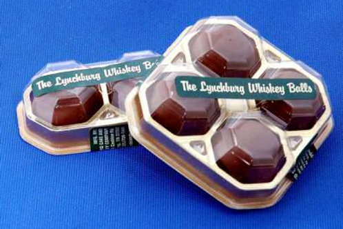 Tennessee Whiskey Truffles