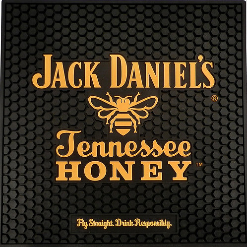 Tennessee Honey Whiskey Bar Mat-Large