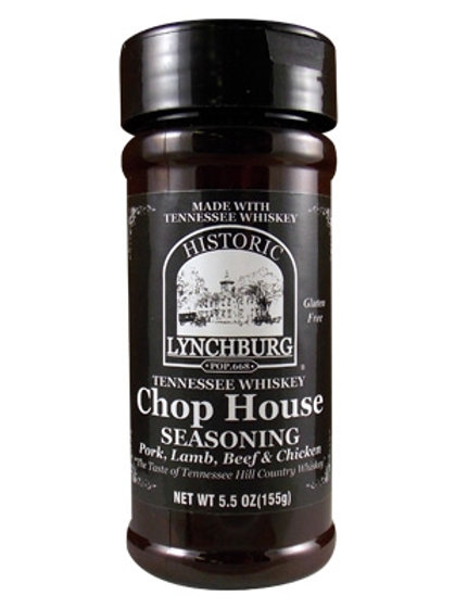 Historic Lynchburg TN Whiskey Chop House Seasoning