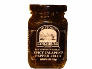 Spicy Jalapeno Pepper Jelly