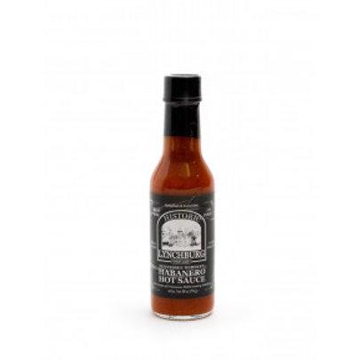 Historic Lynchburg TN Whiskey Habanero Hot Sauce