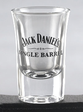 Jack Daniel's Single Barrel Shot Glass