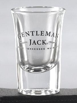 Jack Daniel's Gentleman Jack Shot Glass
