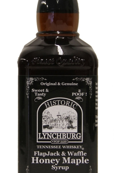 Historic Lynchburg TN Whiskey Honey Maple Syrup