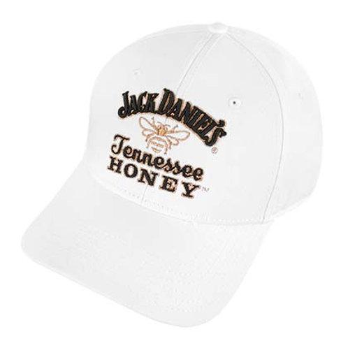 TN Honey Whiskey Hat-White