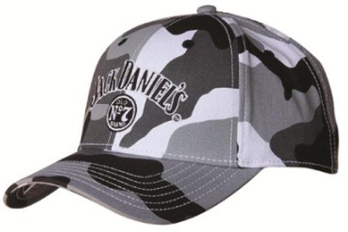 Hat-Jack Daniel's Snow Camo