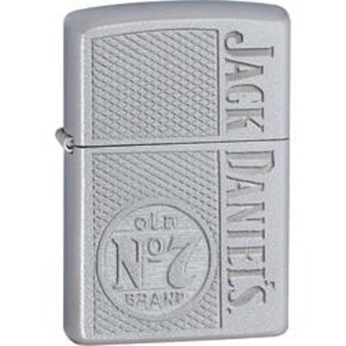 Diamond Plate Old No. 7 Lighter