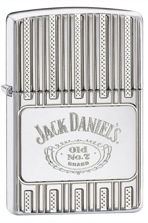 Armor Plated Jack Daniel's Lighter