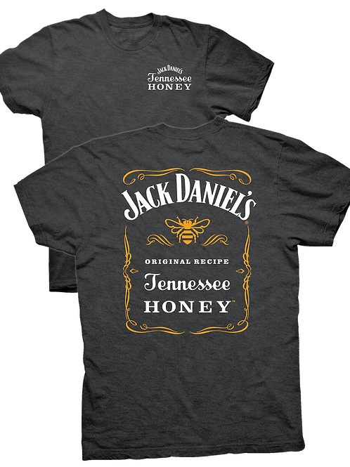 Jack Daniel's Men's TN Honey Whiskey Tee