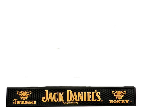 Tennessee Honey Whiskey Rail Bar Mat