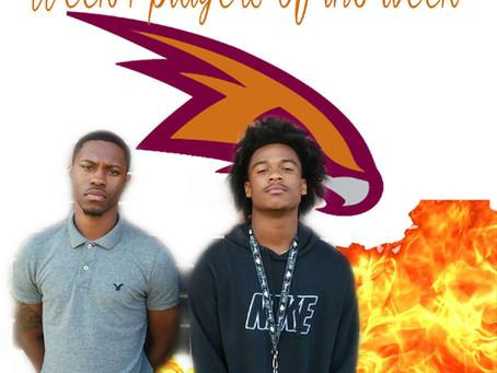 2018 Week 1 Players of the Week