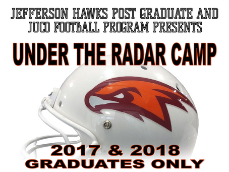 June 11 Under the Radar Camp