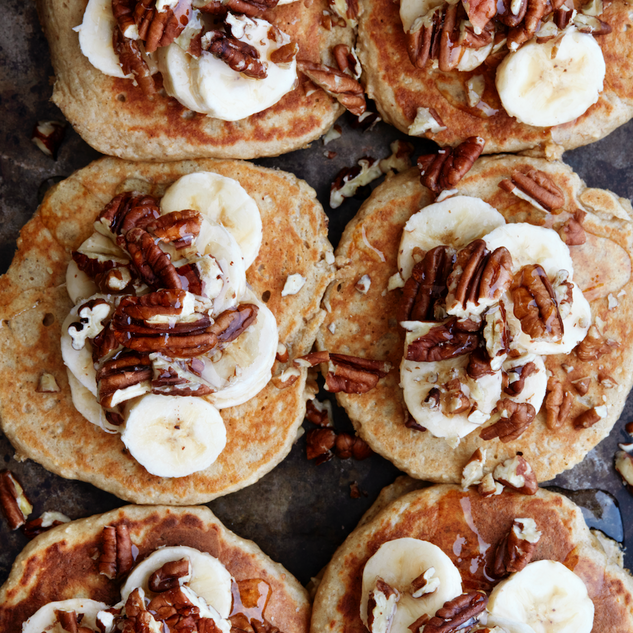 Everyday Banana Pancakes