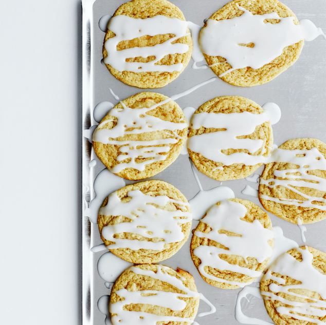 Lemon Creamcheese Cookies