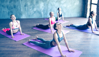 Palestra: corsi di ginnastica posturale.