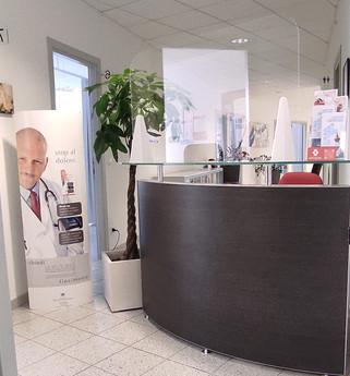 Centro Medico Salute e Benessere: nuovi ingressi differenziati.
