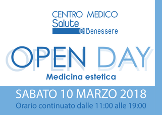OPEN DAY medicina estetica