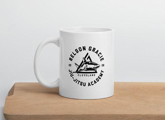 Relson Gracie Cleveland Shark Mug