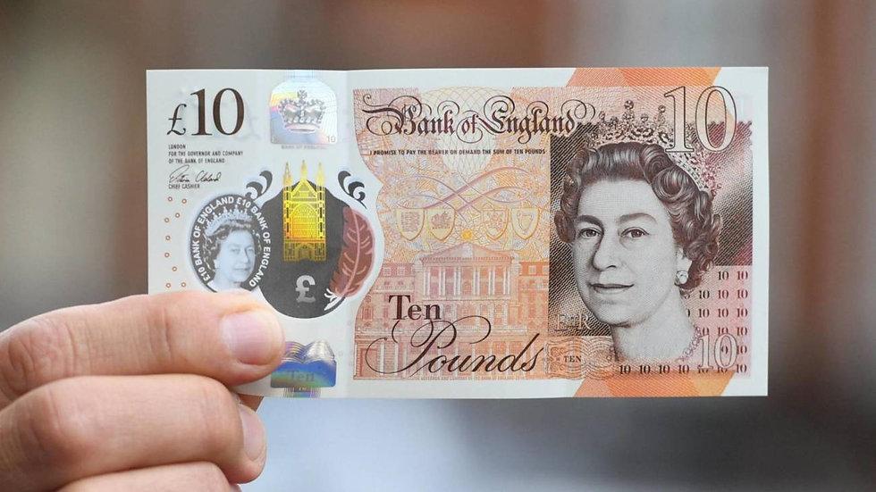 £10 pounds