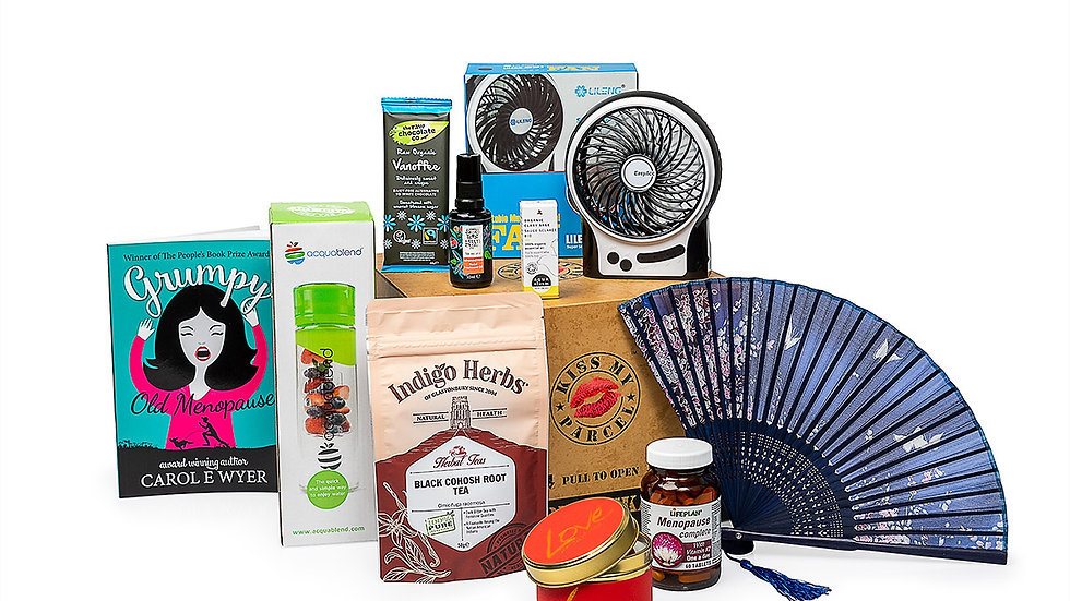 The 'Hot' Mama - A Menopause Package