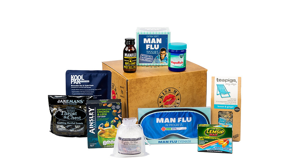 Cold and Man-Flu Ultimate Kit
