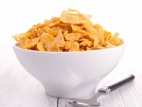 Cornflakes and Fresh Milk