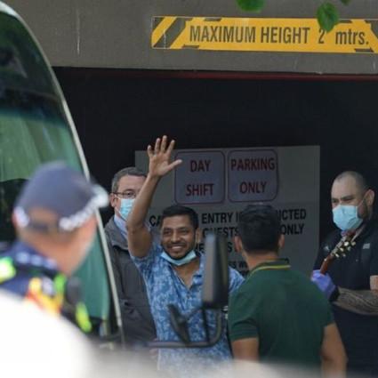 MEDIA RELEASE: Release of Medevac men provides historic step to restore hope