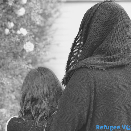 They still see us as criminals. A single mum's journey for asylum.