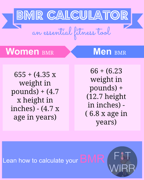 ما هو معدل الأيض الأساسي؟ BMR