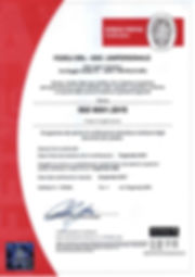 Certificazione pese