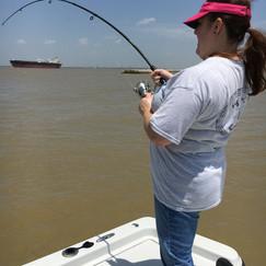 Fishing Baytown